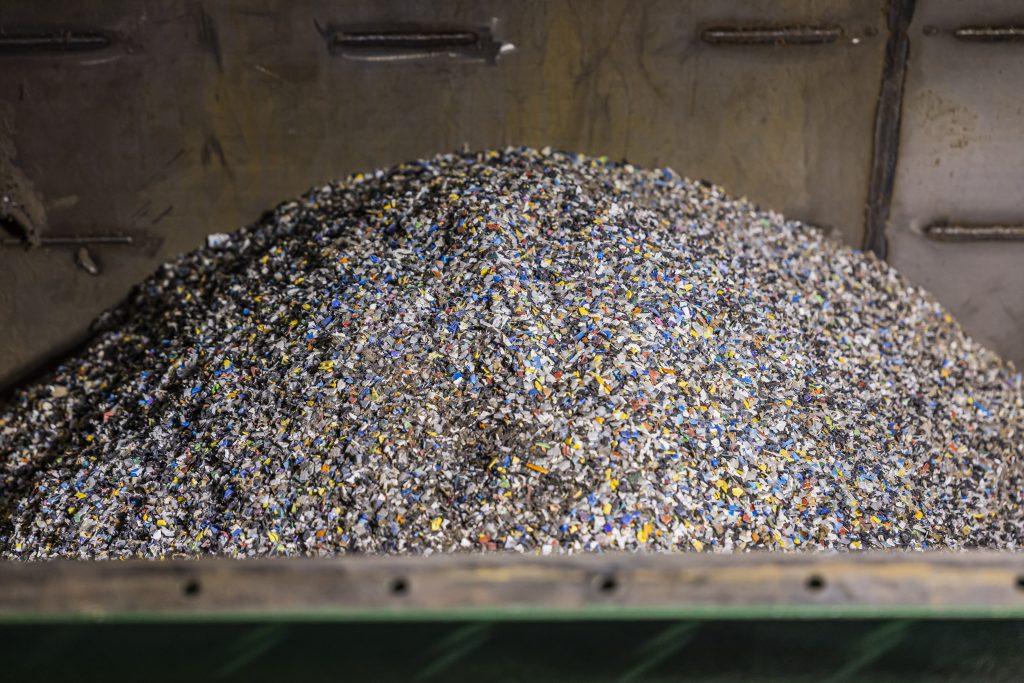 circular economy of plastic